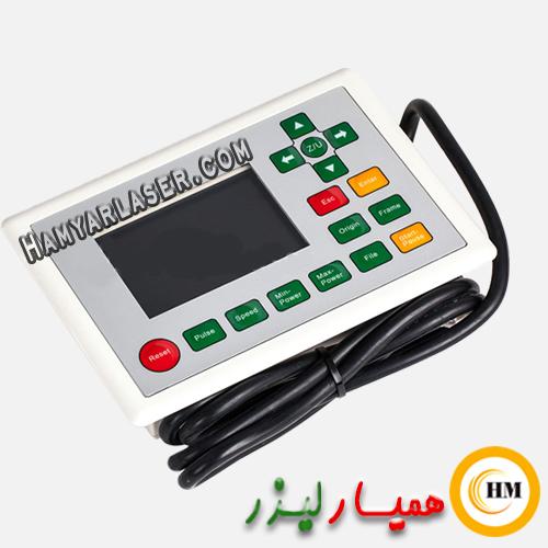 نمایشگر لیزر